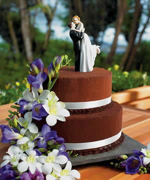 wedding cakes colorado